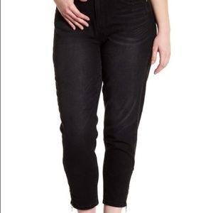 Seven 7 Zip Ankle Frankfurt Skinny Jeans 20W EUC